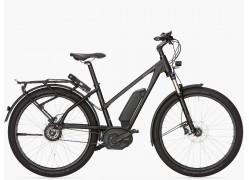 Riese & Müller Charger GS nuvinci HS zwart